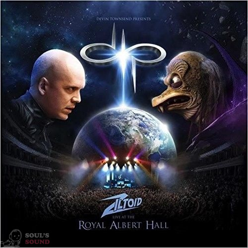 DEVIN TOWNSEND PROJECT - ZILTOID: LIVE AT THE ROYAL ALBERT HALL Blu-Ray