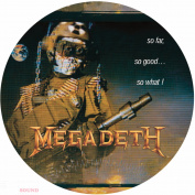 Megadeth	So Far, So Good, So What	LP Picture Disc