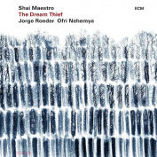 Shai Maestro Trio The Dream Thief CD
