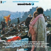 Various Artists Woodstock Music From The Original Soundtrack And More 3 LP SUMMER OF '69 – PEACE, LOVE AND MUSIC
