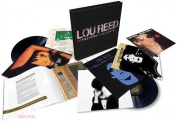 Lou Reed The Rca & Arista Vinyl Collection Vol. 1 6 LP