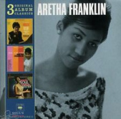 ARETHA FRANKLIN - ORIGINAL ALBUM CLASSICS 3 CD