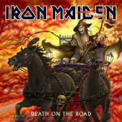 IRON MAIDEN DEATH ON THE ROAD 2 CD