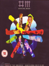 DEPECHE MODE TOUR OF THE UNIVERSE: BARCELONA 20/21:11 2 CD + 2 DVD