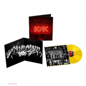 AC/DC POWER UP LP yellow