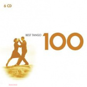 VARIOUS ARTISTS - 100 BEST TANGOS 6 CD