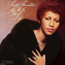 ARETHA FRANKLIN - LET ME IN YOUR LIFE CD