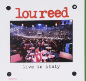 Lou Reed Live in Italy CD