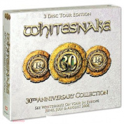 Whitesnake 30th Anniversary Collection (3 CD)