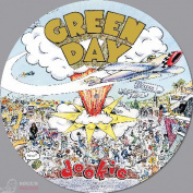 Green Day Dookie LP picture