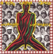 A Tribe Called Quest Midnight Marauders LP