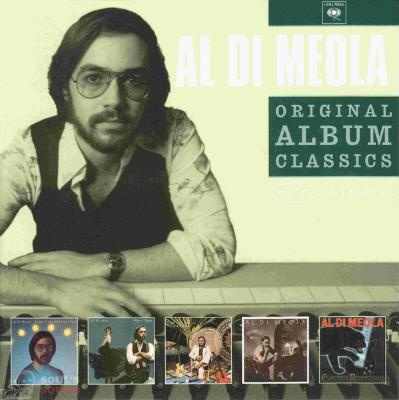 Al Di Meola ‎– Original Album Classics 5 CD