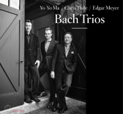 Yo-Yo Ma  / Chris Thile  / Edgar Meyer  Bach Trios 2 LP