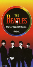The Beatles The Capitol Albums Vol.1 4 CD