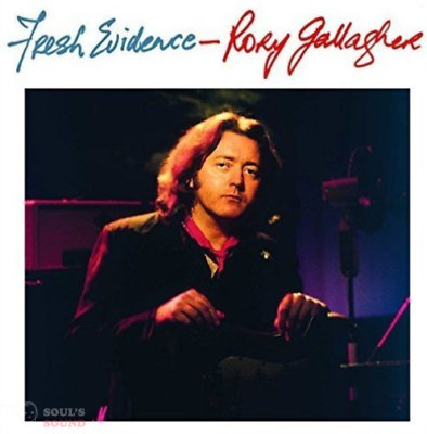 Rory Gallagher - Fresh Evidence LP