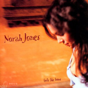Norah Jones Feels Like Home CD