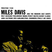 Miles Davis And The Modern Jazz Giants (RVG rem) CD