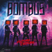 Bombus Vulture Culture LP + CD