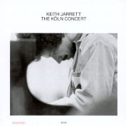 Keith Jarrett ‎The Köln Concert 2 LP