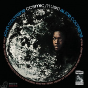 John Coltrane Cosmic Music CD