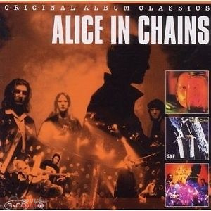 ALICE IN CHAINS - ORIGINAL ALBUM CLASSICS 3CD