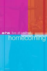 A-HA: Live At Vallhall Homecoming DVD