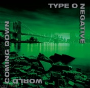 Type O'Negative World Coming Down 2 LP