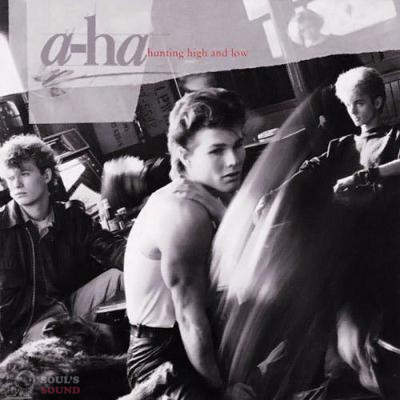 A-Ha Hunting High and Low LP