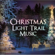 Various Artists Christmas Light Trails CD