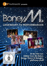 Boney M. Legendary TV Performances DVD