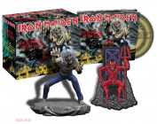 Iron Maiden The Number Of The Beast Limited Box Set / Exclusive Eddie Figurine / Patch / CD