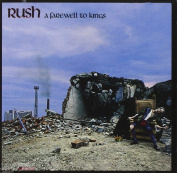 Rush A Farewell To Kings (rem) CD