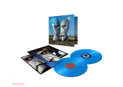 Pink Floyd The Division Bell (25th Anniversary) 2 LP Translucent Blue