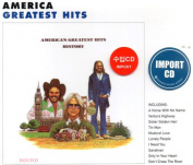 AMERICA - HISTORY - AMERICA'S GREATEST HITS CD