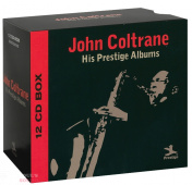 John Coltrane His Prestige Albums (Box) 12 CD