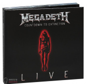 Megadeth Countdown To Extinction: Live ( CD + DVD )