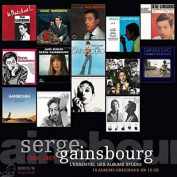 Serge Gainsbourg - L'Essentiel Des Albums Studio (Box) 12 CD