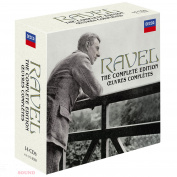 Various Artists The Ravel Edition 14 CD
