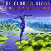 THE FLOWER KINGS - ALIVE ON PLANET EARTH 2 CD