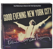 Paul McCartney Good Evening New York City ( 2 CD + DVD )