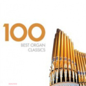 VARIOUS ARTISTS - 100 BEST ORGAN CLASSICS 6 CD