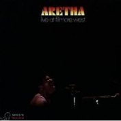 ARETHA FRANKLIN - LIVE AT FILMORE WEST CD