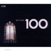 VARIOUS ARTISTS - 100 BEST HYMNS 6 CD