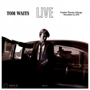 TOM WAITS - Live At The Ivanhoe Theatre. Chicago. Il - November 21. 1976 LP