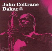 John Coltrane Dakar CD