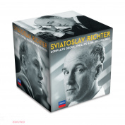 Sviatoslav Richter Complete Decca, Philips & DG Box 51 CD