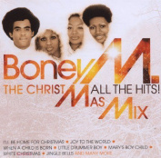 Boney M. The Christmas Mix All The Hits! CD