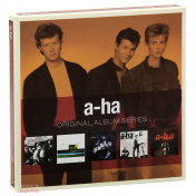 A-Ha Original Album Series 5 CD