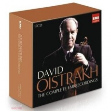 David Oistrakh The Complete EMI Recordings 17 CD