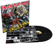 Iron Maiden THE NUMBER OF THE BEAST LP